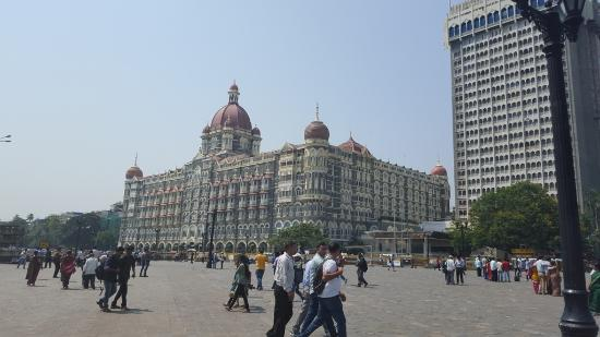 The Taj Mahal Palace: from India gateway