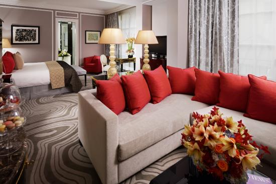 Baur au Lac: Deluxe Junior Suite