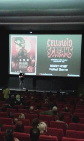Celluloid Scream - Picture of Showroom Cinema Bar, Sheffield