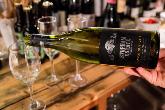 The Sussex Produce Company: Stopham Estate Pinot Gris