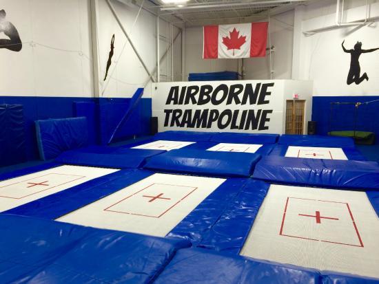 Airborne Trampoline Woodbridge