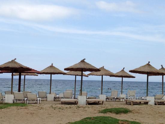 Marathon Beach Resort La Plage De Néa Makri