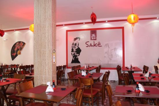 Restaurante Sake