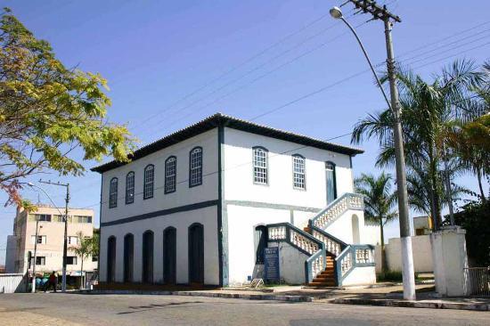 Patrocinio, MG: Casa da Cultura - Patrocínio - MG