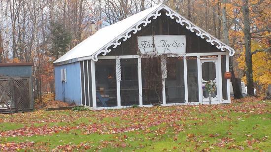 Astorville, Canada: The Spa!