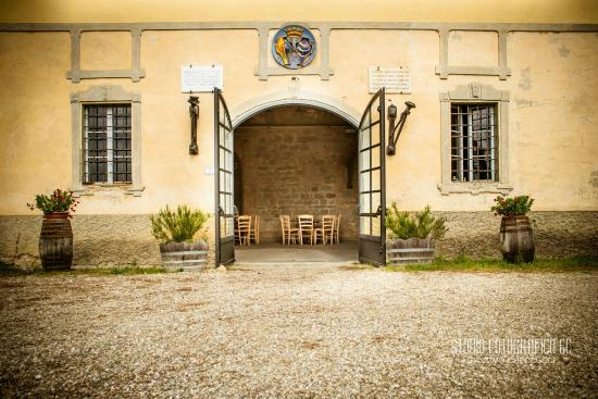 Fattoria Bassetto: canteen entrance