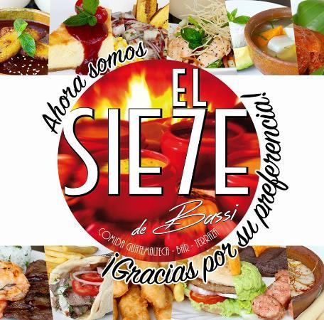 Ciudad Vieja, Guatemala: Tenemos un menú con la mejor gastronomía guatemalteca