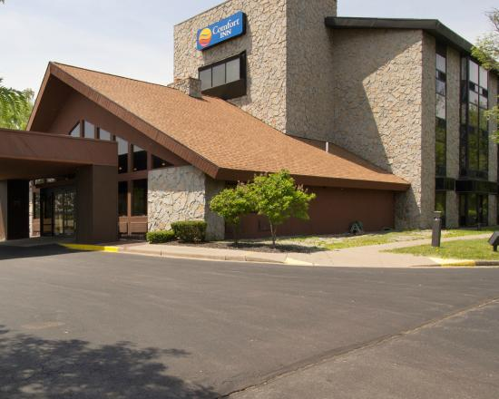 Comfort Inn Carrier Circle: Welcome to our Hotel!