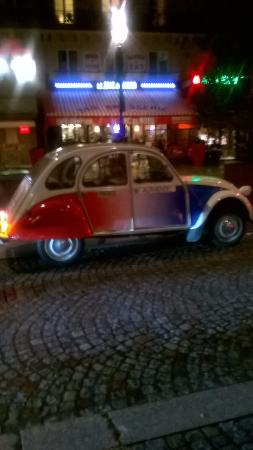Paris Authentic: Notre voiture!