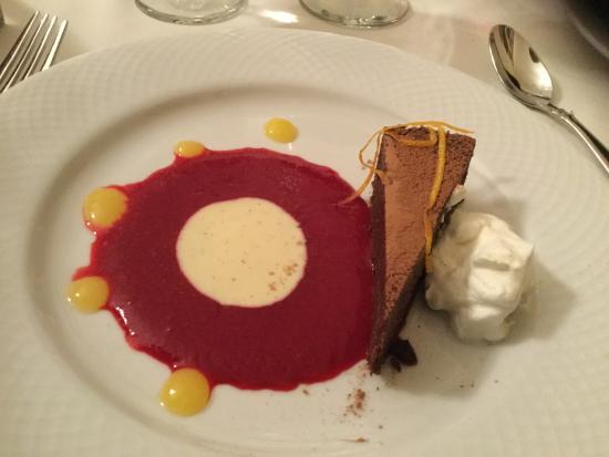 Hanover Inn Dartmouth : Dessert