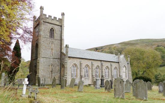 Arkengarthdale, UK: St Mary the Virgin Church