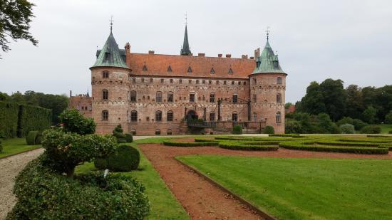 Castillo Egeskov: Castelo de Egeskov