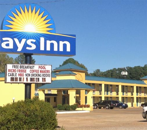 Days Inn Kosciusko North Of Carthage Ms Updated 2016