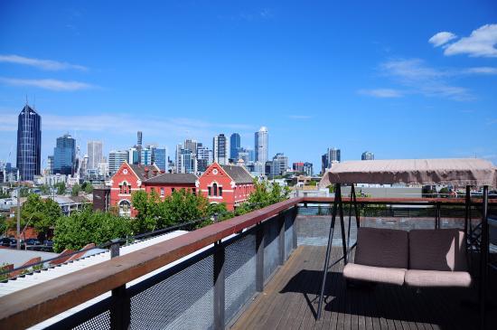 เมลเบิร์นเมโทร YHA: Melbourne YHA