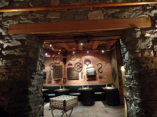 Cork Factory Hotel Bar Area