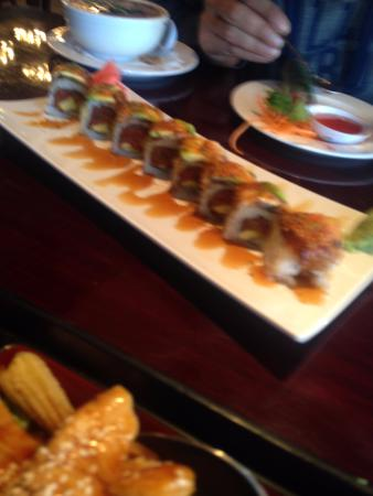 Zenna Thai Restaurant Downtown Dallas