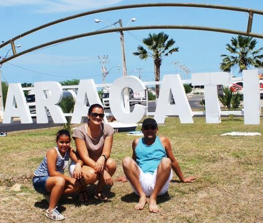 Aracati, CE: aracatí