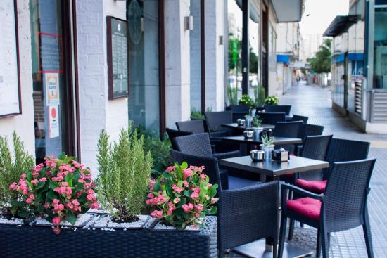 Terraza Picture Of Soho Cafe Lounge Malaga Tripadvisor