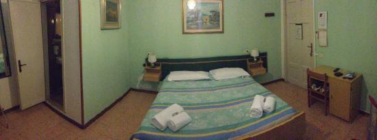 Arianna Hotel Florence: Quarto