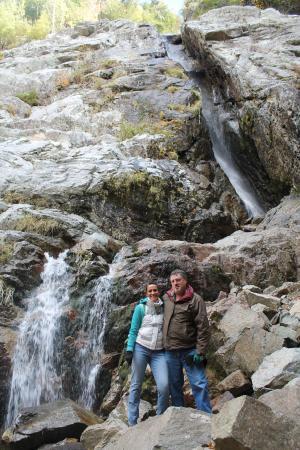 Keene Valley, NY: Falls