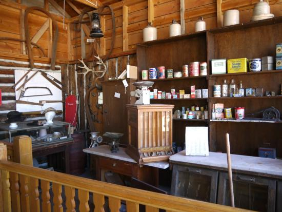 Lusk, Wyoming: The country store