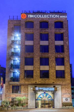 NH Collection Bogota Andino Royal : Vista exterior