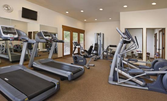 Worldmark by Wyndham Taos: Fitness Center