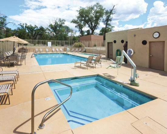 Worldmark by Wyndham Taos: Pool