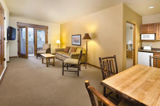 Worldmark by Wyndham Taos: 1 Bedroom Living and Dining