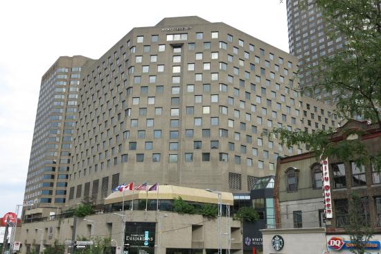 Hyatt Regency Hotel Montreal Reviews
