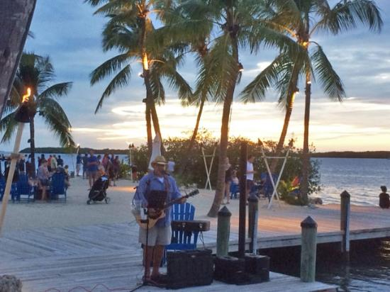 Great dinner view picture of islamorada fish company for Fish co