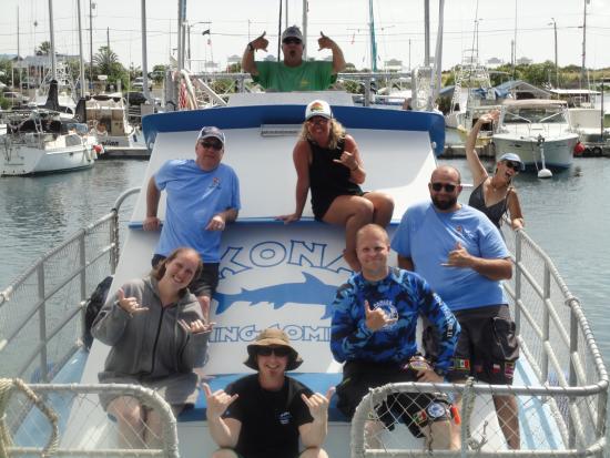 Kona Diving Company >> Elizabeth And Sarah Kona Diving Company Picture Of Kona