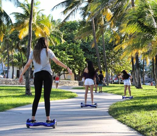 Miami Hoverboard Inc.