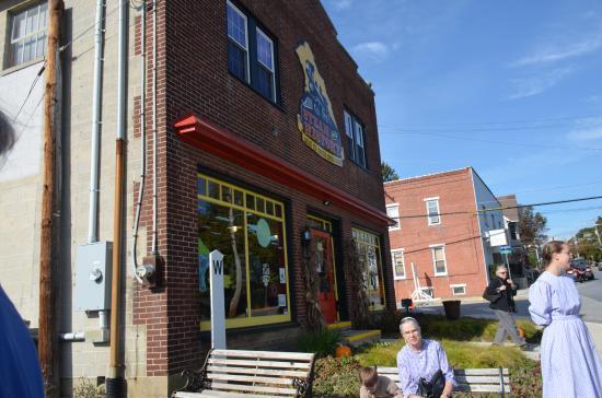 New Freedom, Пенсильвания: Steam into History