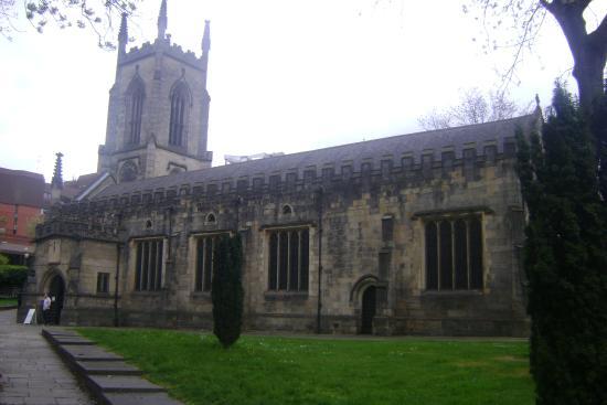 St John's Church: Leeds' Oldest Church