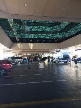 mgm grand valet parking