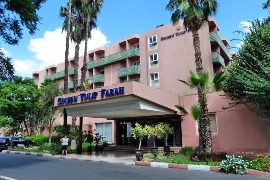 Marrakech Hotel Golden Tulip Farah