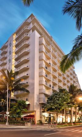 Wyndham at Waikiki Beach Walk
