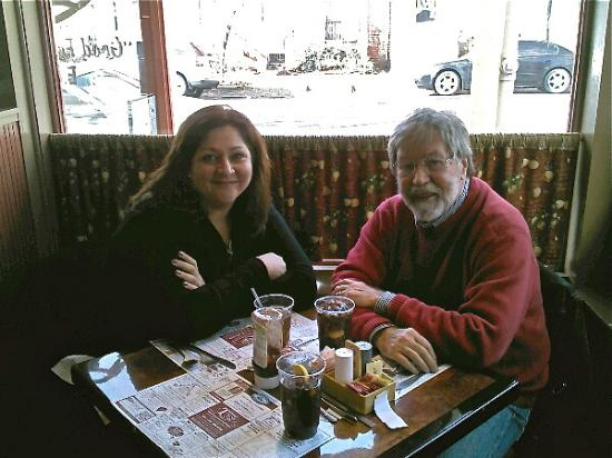Allentown, NJ: Lunch with internationally renowned opera star, Christine Goerke.