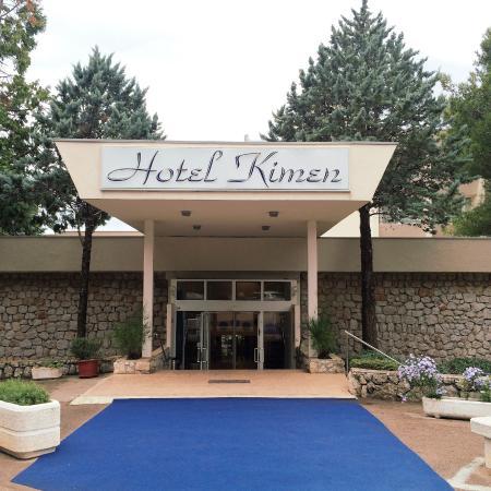 Hotel Kimen: Вход в отель