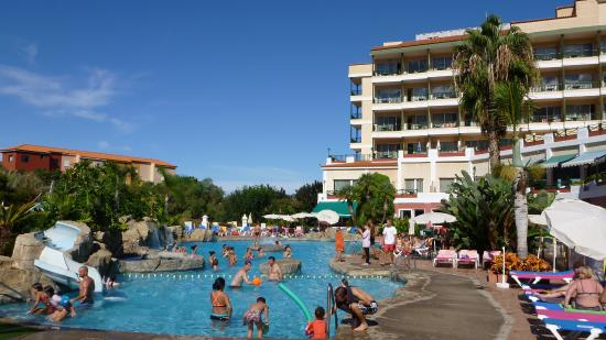 Anim piscine picture of blue sea costa jardin spa - Piscine martianez tenerife ...