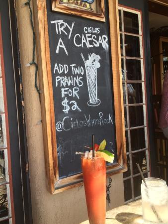 Cielo's Tapas and Oyster Bar: photo0.jpg