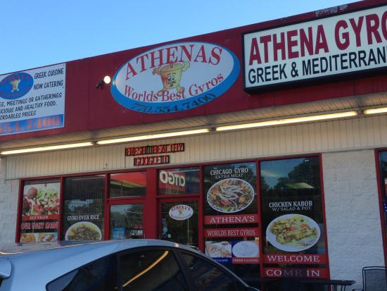 Athenas Gyro Loganville Ga Location