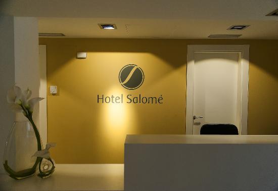 Hotel Salome : recepción