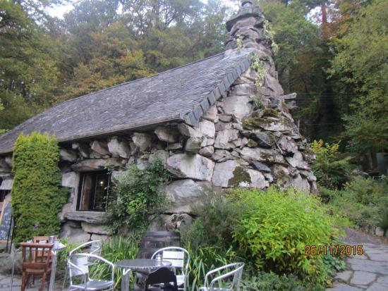 Capel Curig, UK: The Ugly House