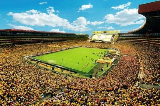 Salve Salve Barcelona Review Of Estadio Banco Pichincha Guayaquil Ecuador Tripadvisor