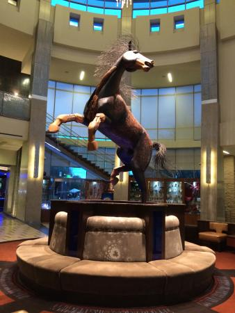 Wild Horse Pass Hotel & Casino: In the lobby