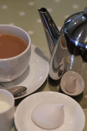 Harleston, UK: Cup of tea