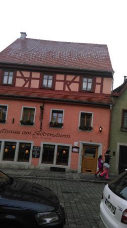 """Hotel """"Am Siebersturm"""" : маленький отель"""