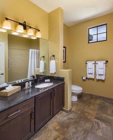 WorldMark Bison Ranch: 2 Bedroom Bathroom
